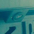 Установка видео камеры заднего вида на автомобиль Porsche Cayenne Порш Кайен